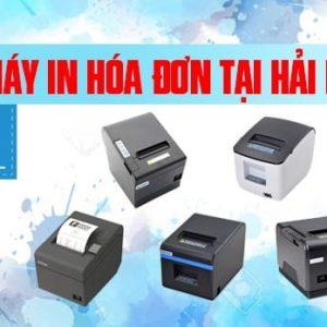 Bán máy in hóa đơn tại Hải pHòng