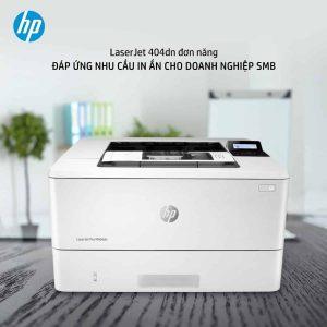 Đánh giá máy in HP 404dn giá rẻ