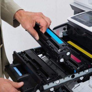 Đổ mực máy in tại hải an giá rẻ