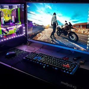 Máy tính chơi game LOL hải phòng