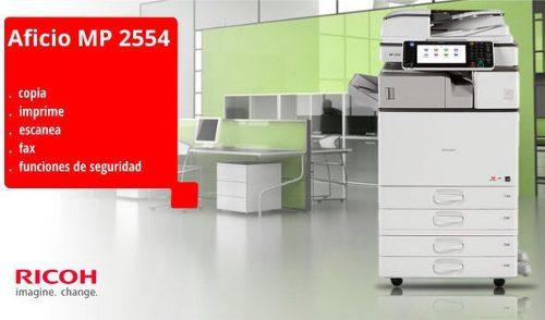 Máy Photocopy Ricoh MP 2554 Giá Rẻ
