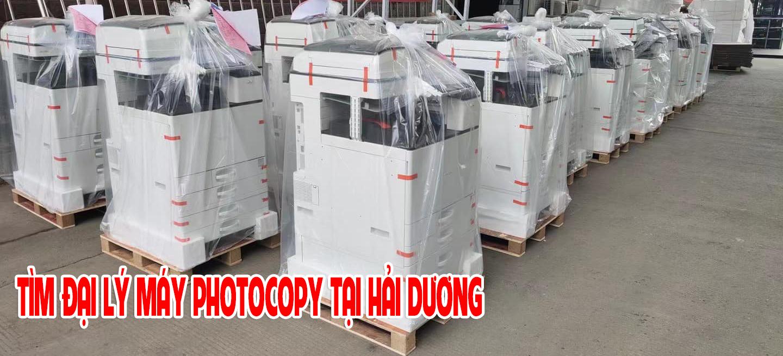 Tìm đại lý máy photocopy Ricoh