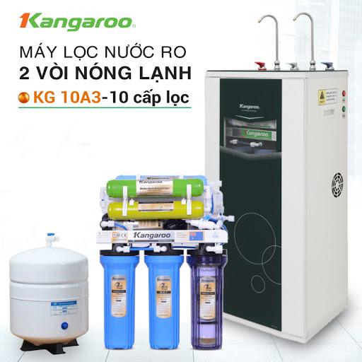 RO nóng nguội lạnh Kangaroo KG10A3 10 lõi