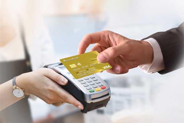 Rút tiền thẻ tín dụng hải phòng