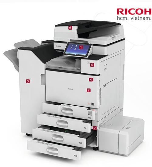Đánh giá máy photocopy RIcoh