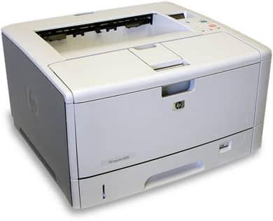 Máy in HP A3 5200 cũ giá rẻ