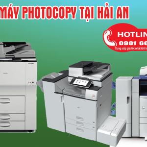 Bán máy photocopy tại Hải an