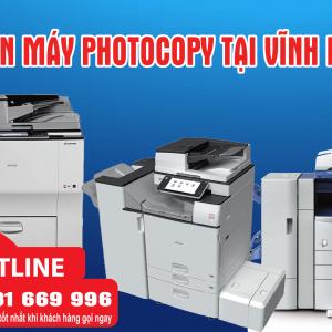 Bán máy photocopy tại Vĩnh Bảo Giá rẻ