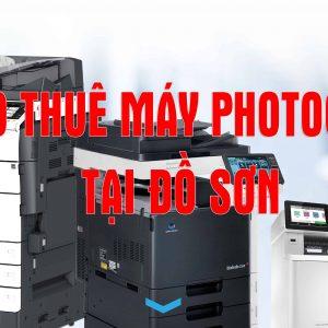 cho thuê máy photocopy tại Đồ Sơn Giá rẻ