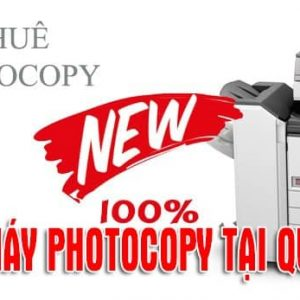 Cho thuê máy photocopy tại Quận Ba Đình Hà Nội