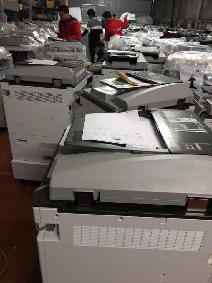Tổng kho máy photocopy