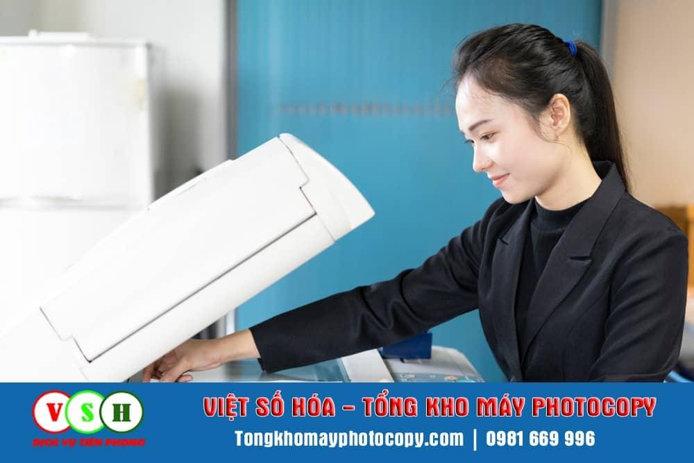 Cho thuê máy photo rẻ nhất VIệt Nam
