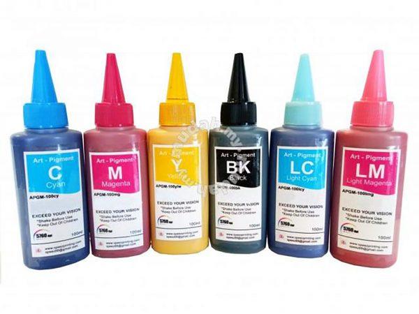 Pigment UV