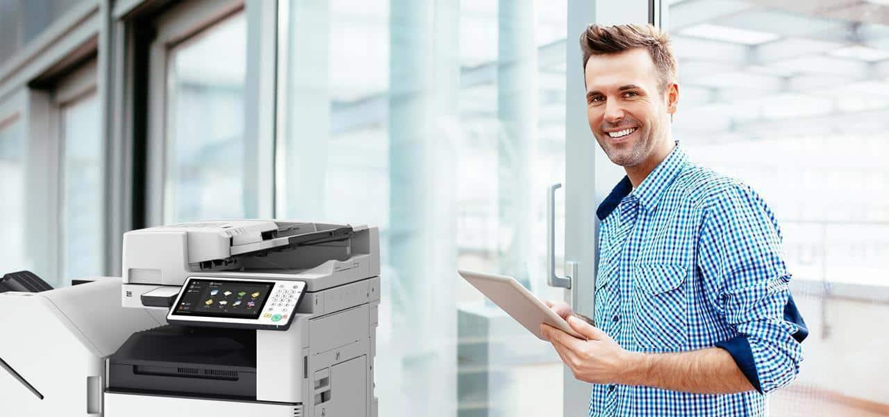 Cho thuê máy photocopy tại QUỳnh Phụ