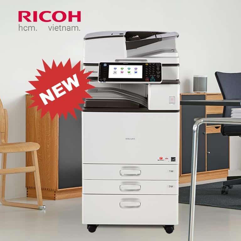 Máy photocopy Ricoh MP 5054 có tốt không?