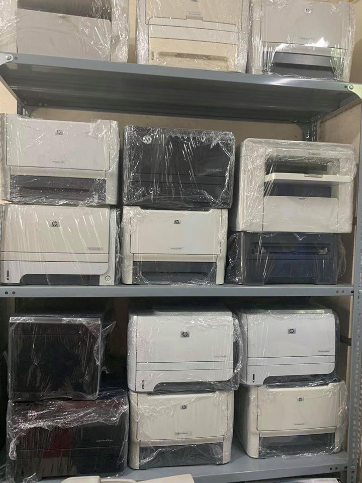 Mua bán máy in cũ tại hải Phòng