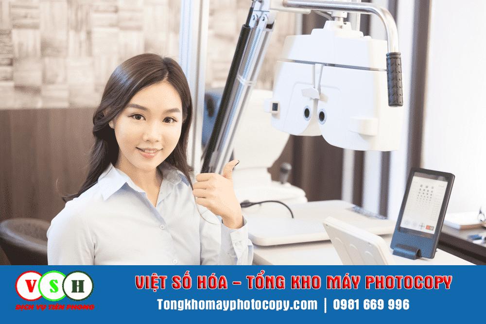 Cho thuê máy photocopy giá rẻ nhất Hải Phòng