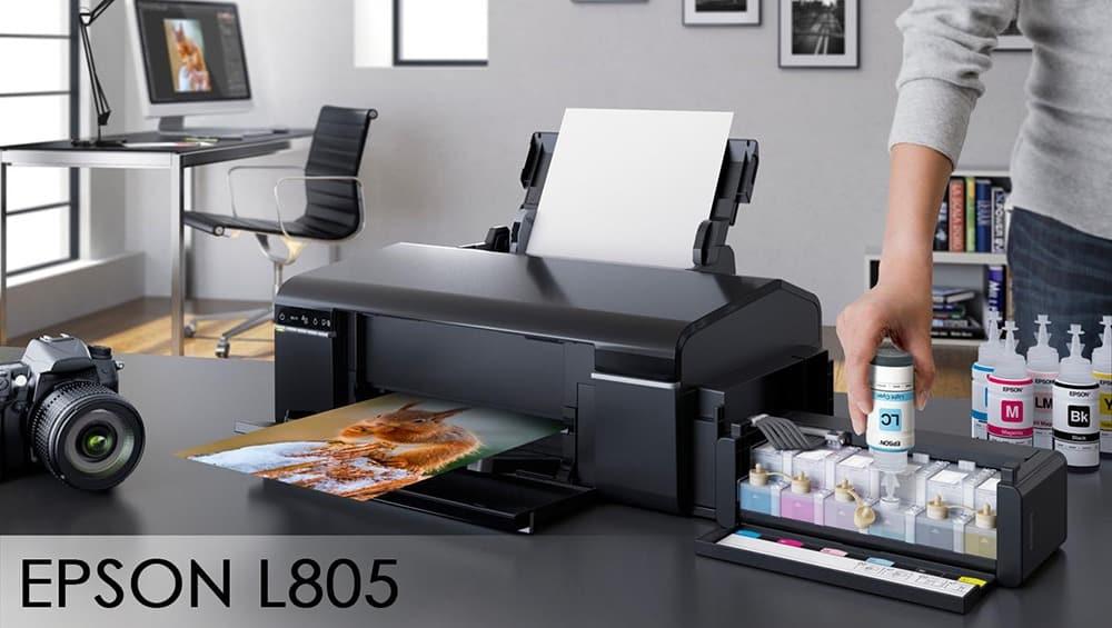 epson L805 Printer