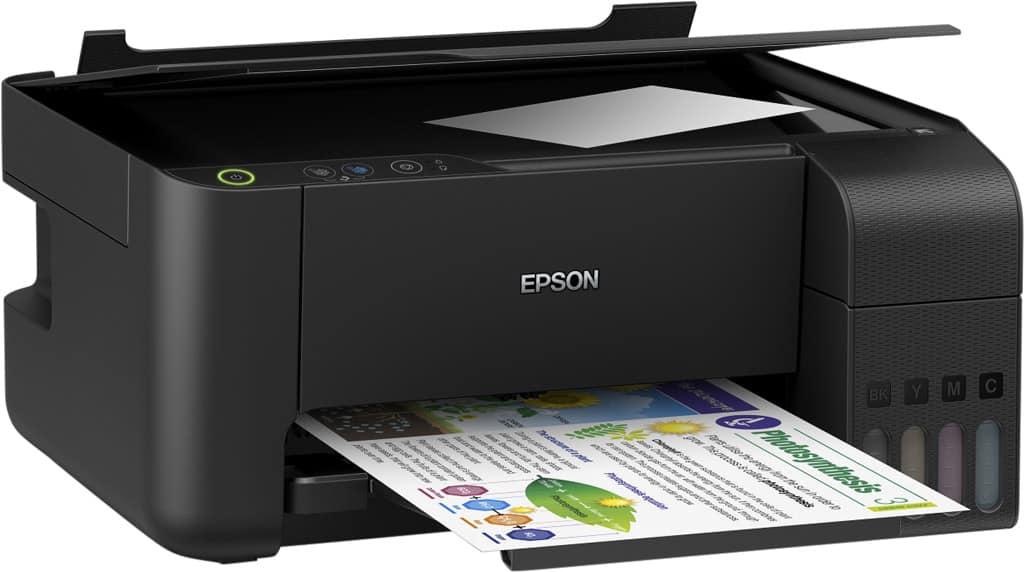 Kích thước máy in Epson L3110