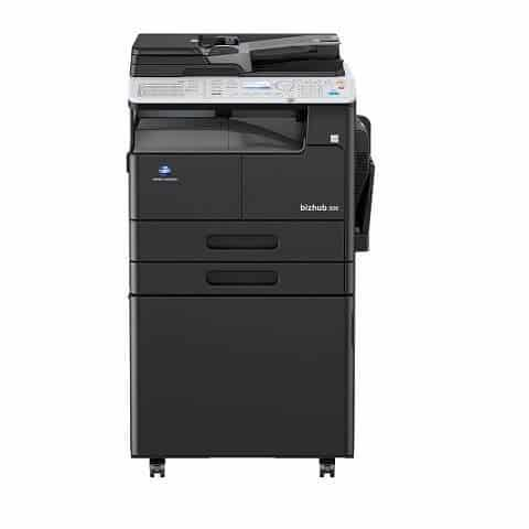 may photocopy konica minolta bizhub 266