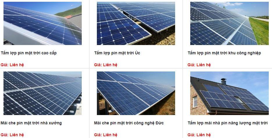 Lắp điện năng lượng mặt trời tại Kiến An