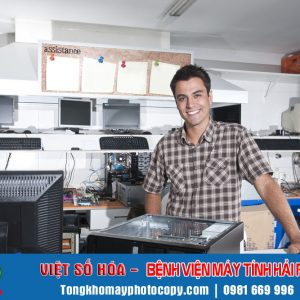 Sửa máy tính tại hải phòng
