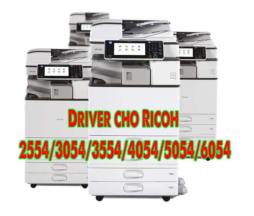 tai driver ricoh mp 5054