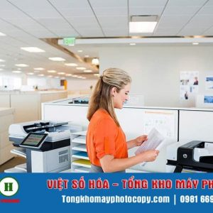 Cho thuê máy photocopy tại Đông Hưng
