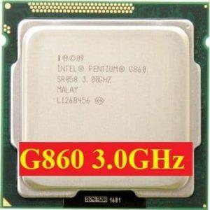 CPU G860