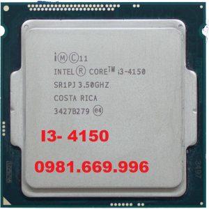 Bộ xử lý Intel Core i3-4150