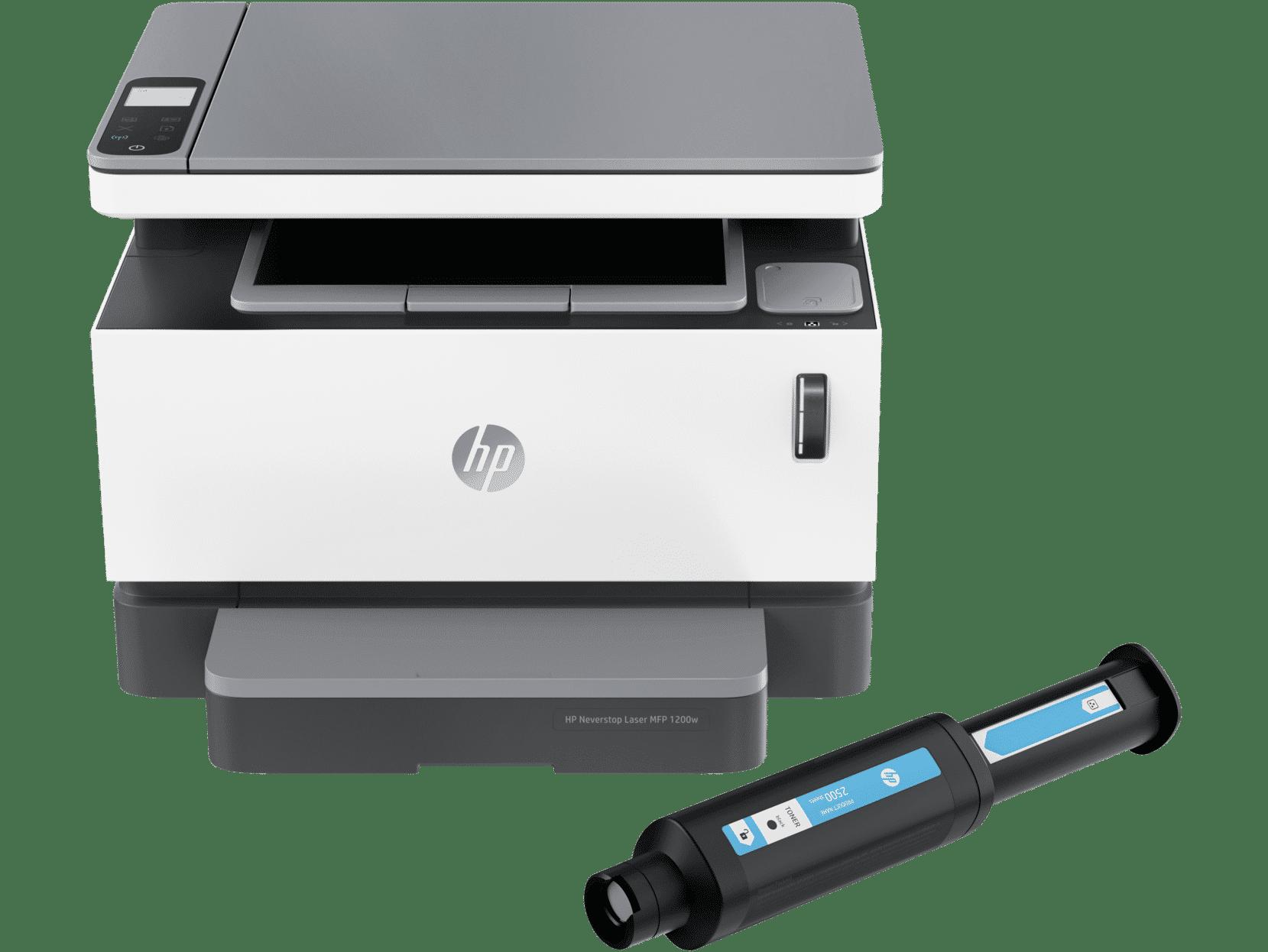 Đánh giá máy in HP 1200W