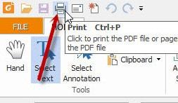 in 2 mặt file PDF
