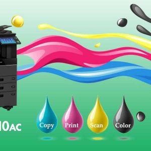 Cho thuê máy photocopy màu chuyên nghiệp