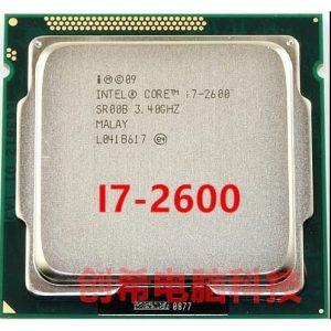 CPU Intel Core i7 2600