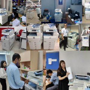 Máy photocopy RIcoh Mp 5001 giá rẻ
