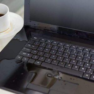 Xử lý laptop bị nước vào
