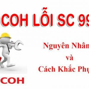Lỗi SC 997