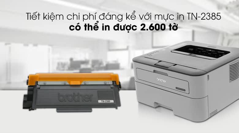 Hộp mực máy in brother HL2321D