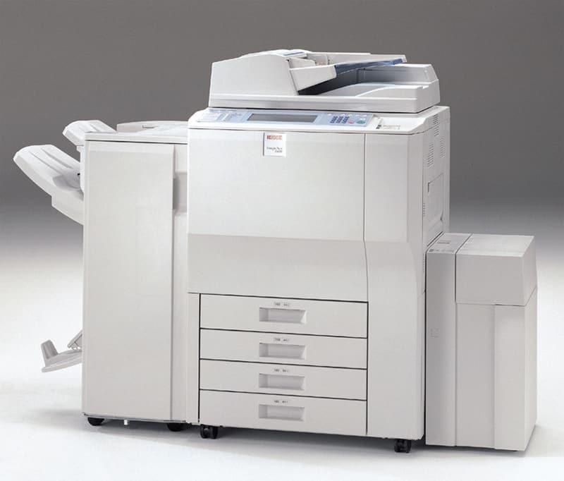 Đánh giá máy photocopy ricoh MP 7001