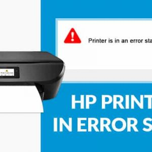 Sửa lỗi máy in HP báo lỗi