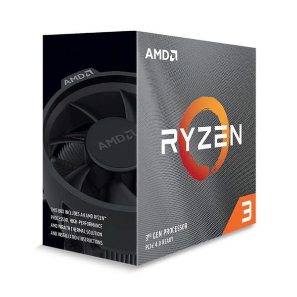 CPU AMD Ryzen 3 3300X