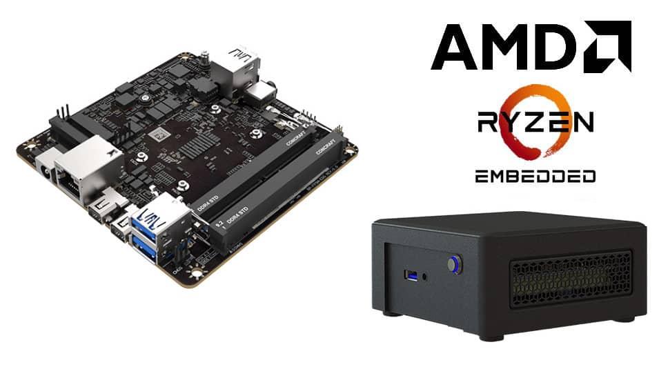 AMD NUC PC