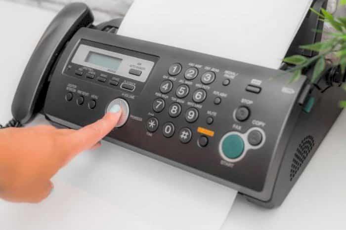 Cách sử dụng máy fax chuẩn xác nhất