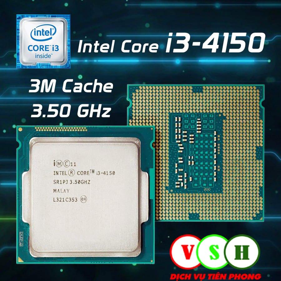 CPU intel I3 -4150