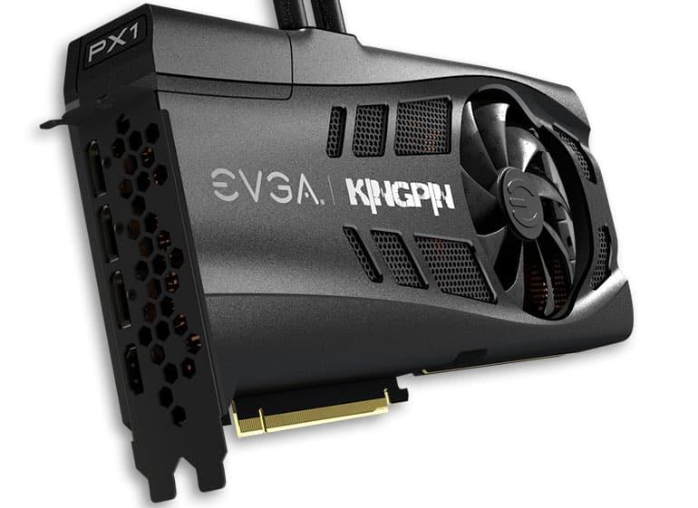EVGA GeForce RTX 3090 KINGPIN 1