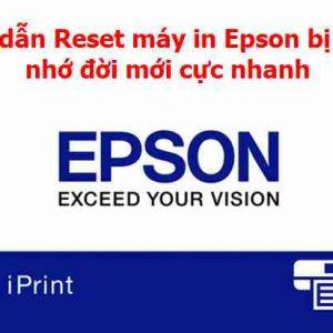 Huong dan reset Epson L220 reset