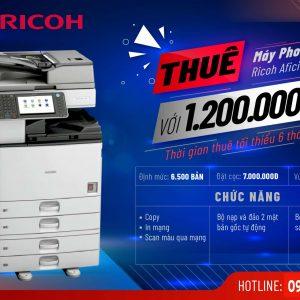 Cho thuê máy photocopy tại Hạ Long