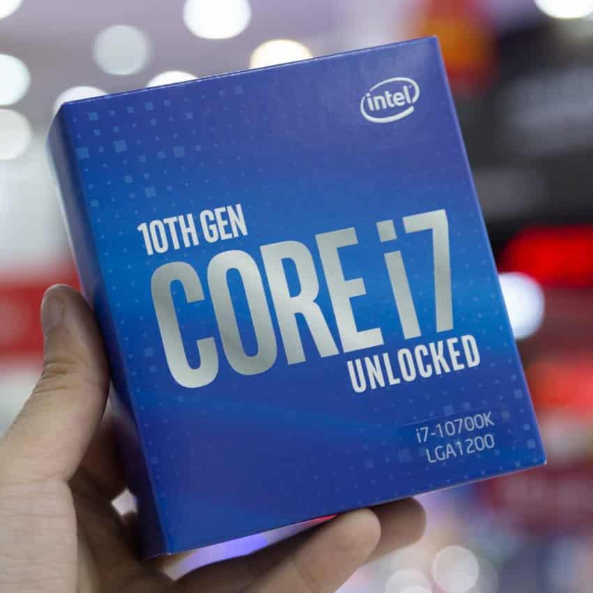 intel core i7 10700k 15