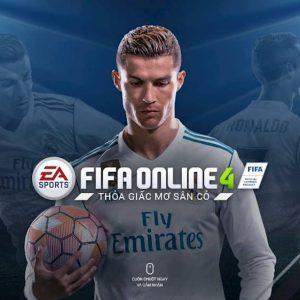 máy tính chơi Game FIFA4 tại Hải Phòng