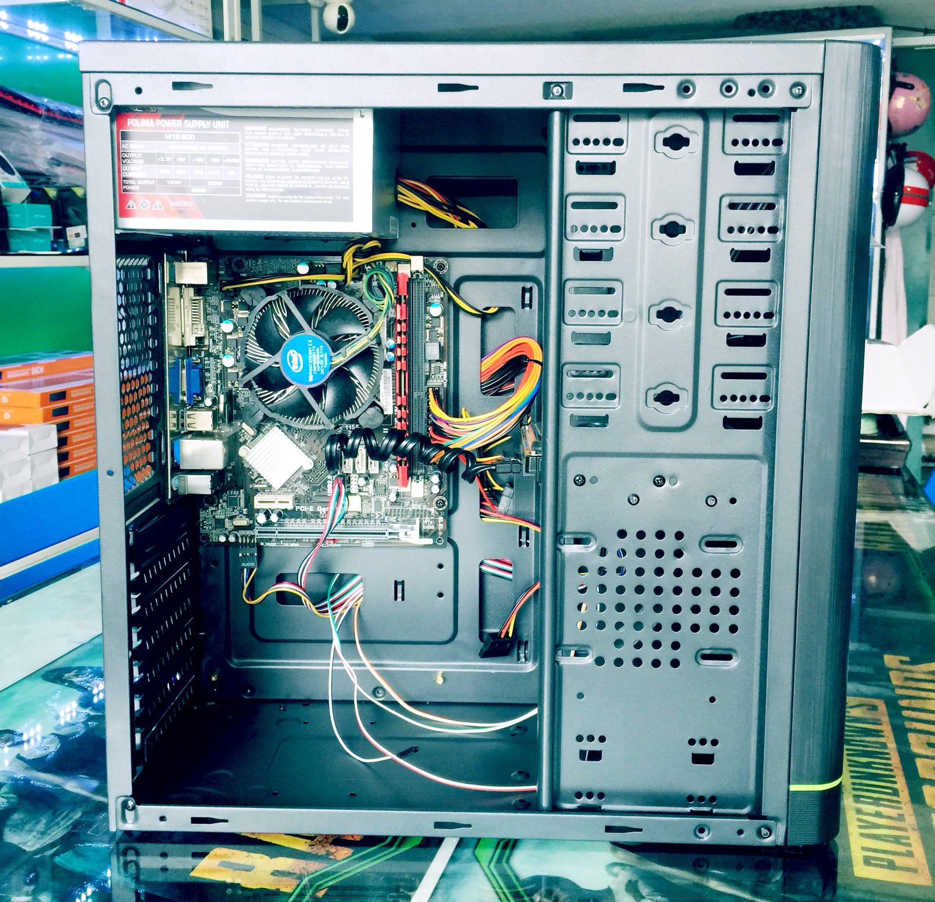 Máy tính văn phòng giá rẻ Hải Phòng